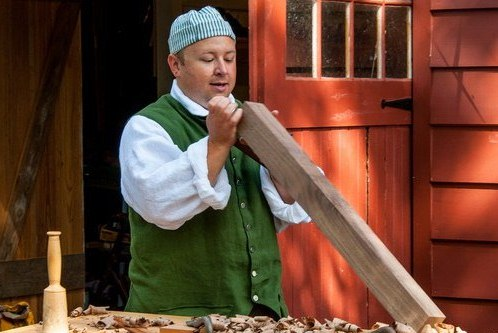 Hand Tool Woodworking Demonstrations