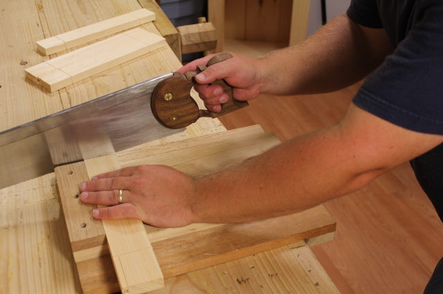 Hand Tool Woodworking Classes