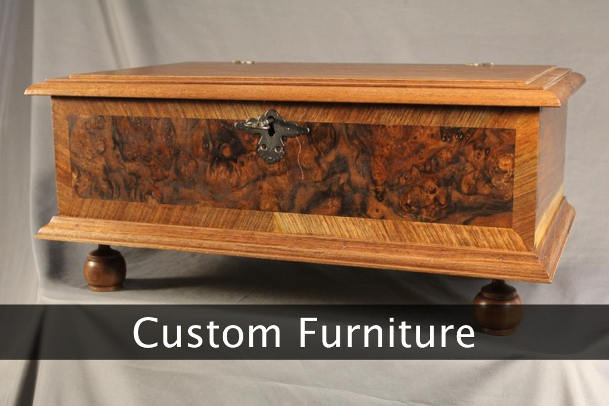 custom furniture - bob rozaieski fine woodworking