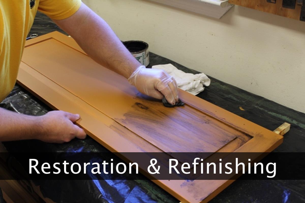 restoration & refinishing - bob rozaieski fine woodworking