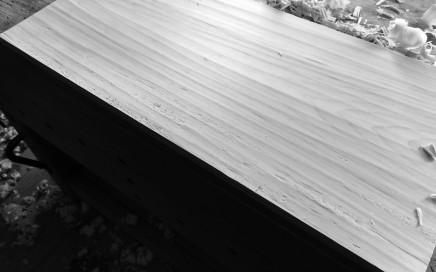 Pine Tearout © Bob Rozaieski Fine Woodworking Custom Furniture & Restoration Woodworking in Independence VA