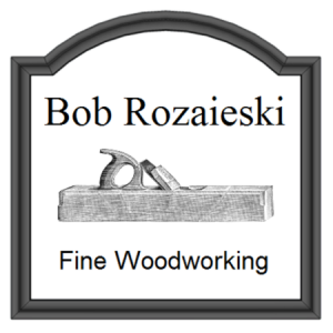 Bob Rozaieski Fine Woodworking - Hand Tools and Techniques