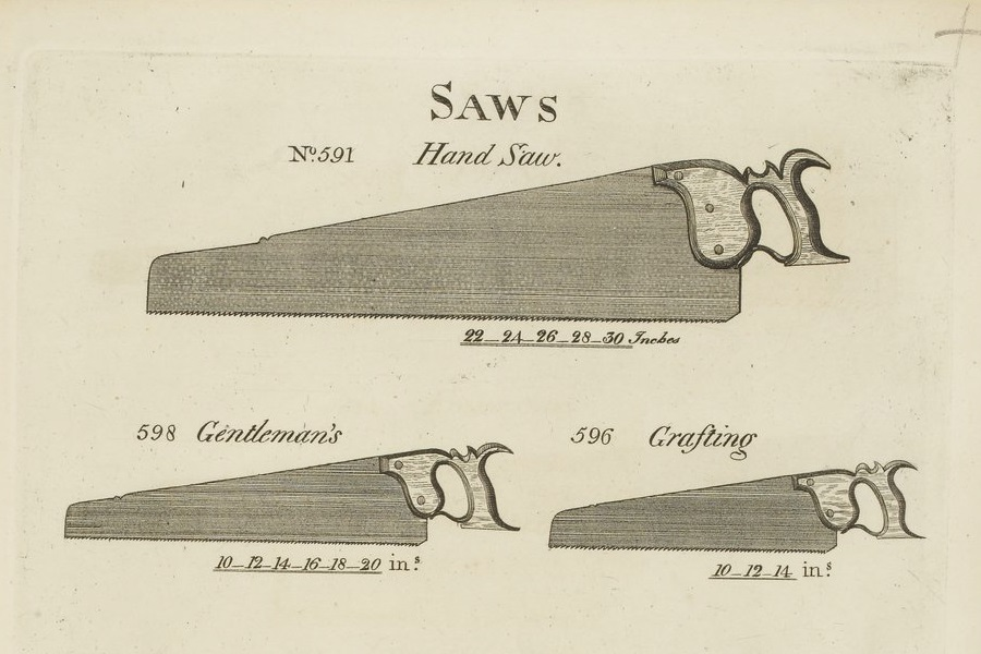 Smith's Key Hand Saws 01