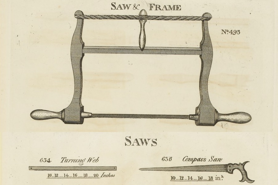 Smith's Key Saws for Curves