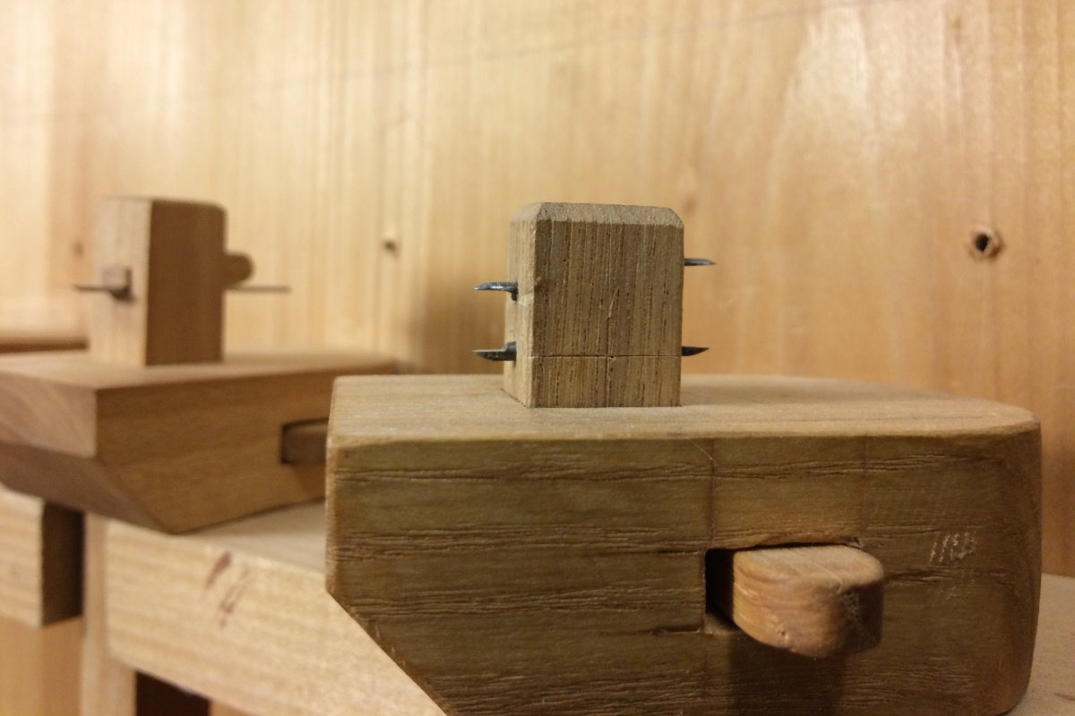 Fixed Pin Mortise Gauge