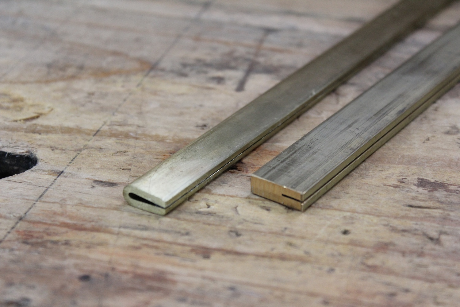 Brass Saw Backs
