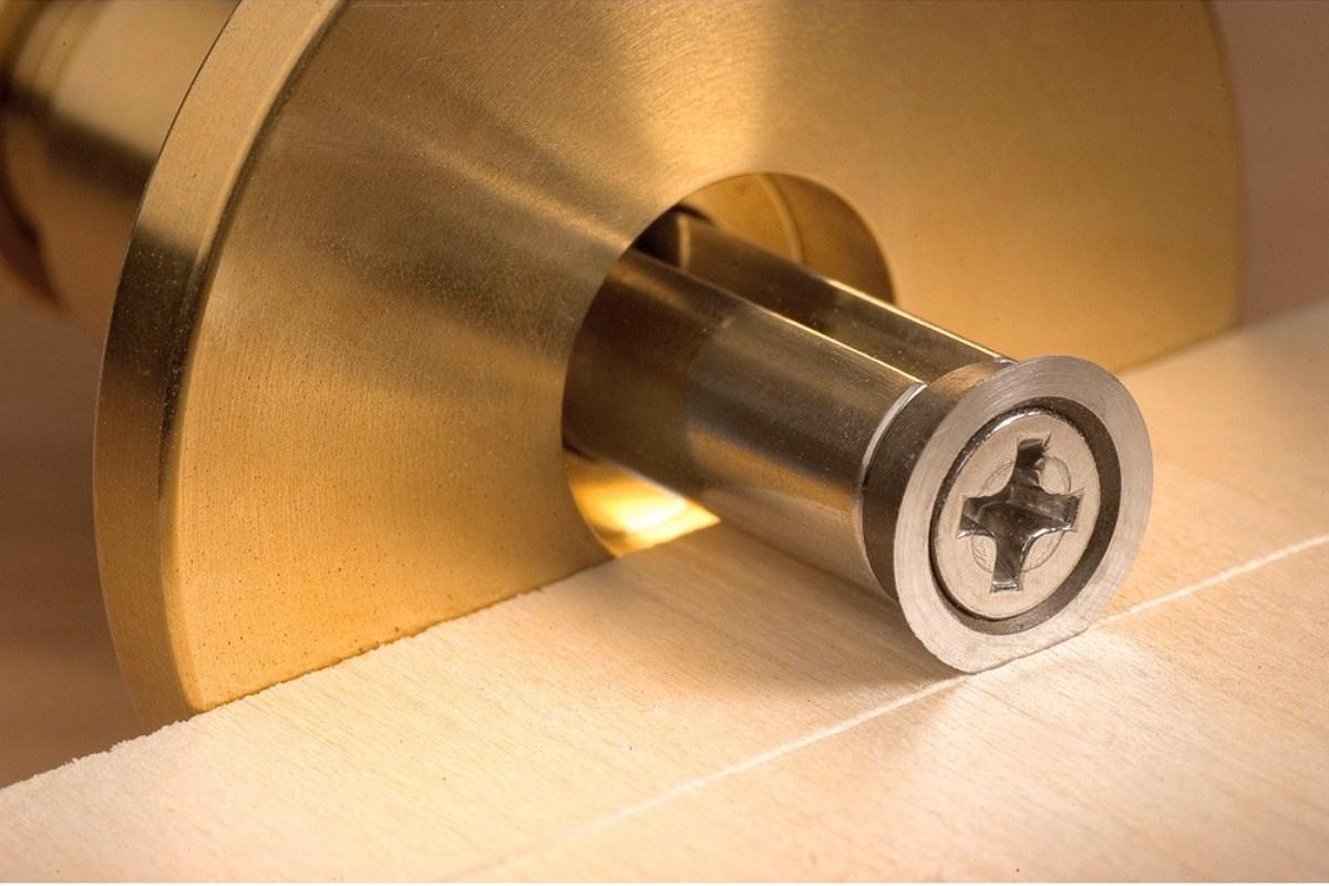Round wheel marking gauge