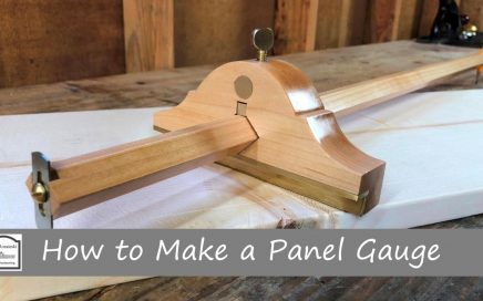 How to Make a Panel Gauge