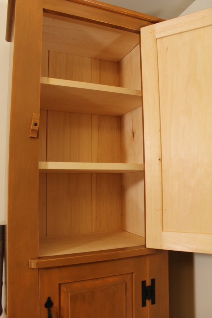 Chimney Cupboard
