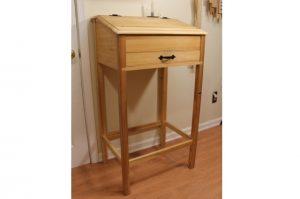 Pine Standing Desk