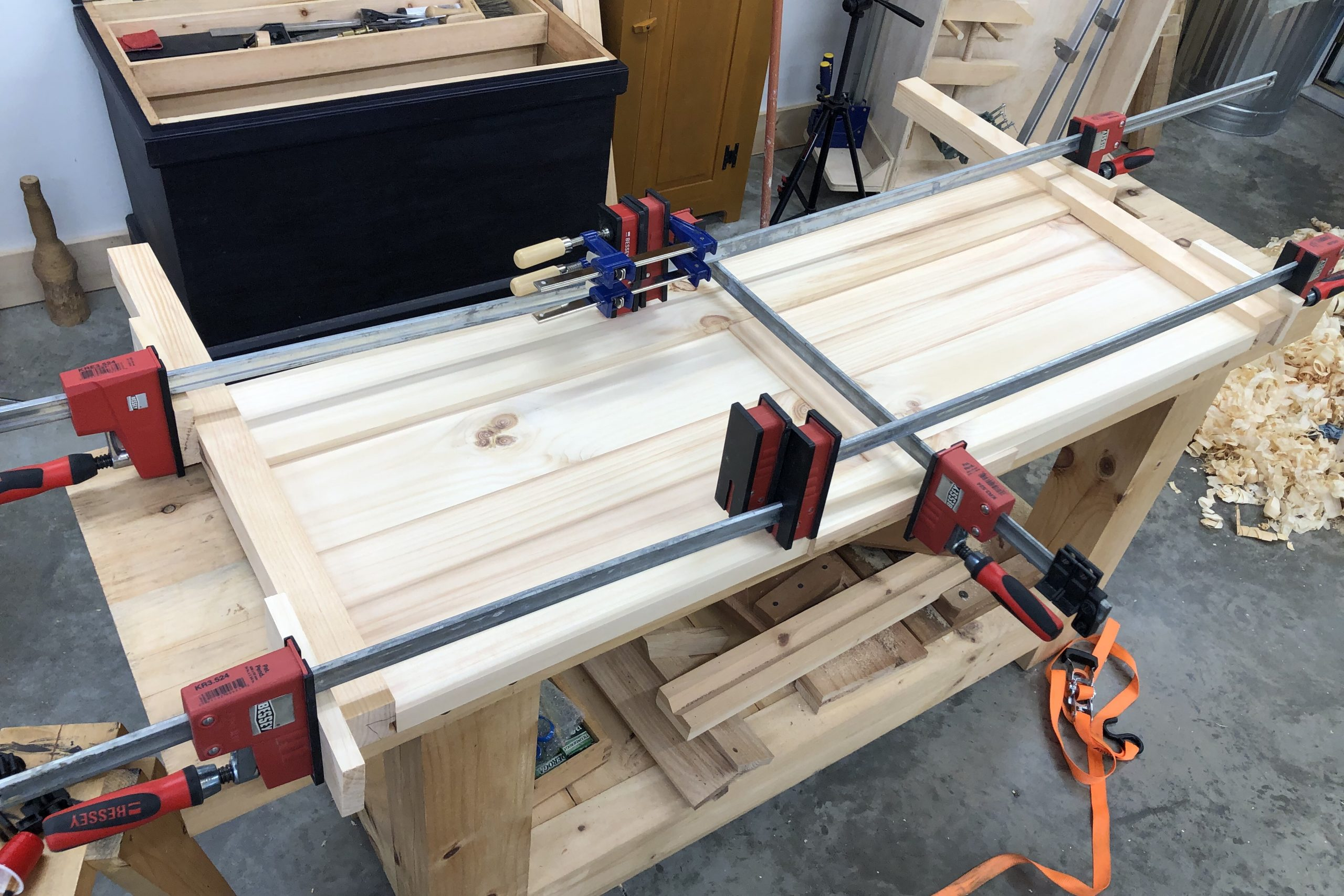 Extending Clamps