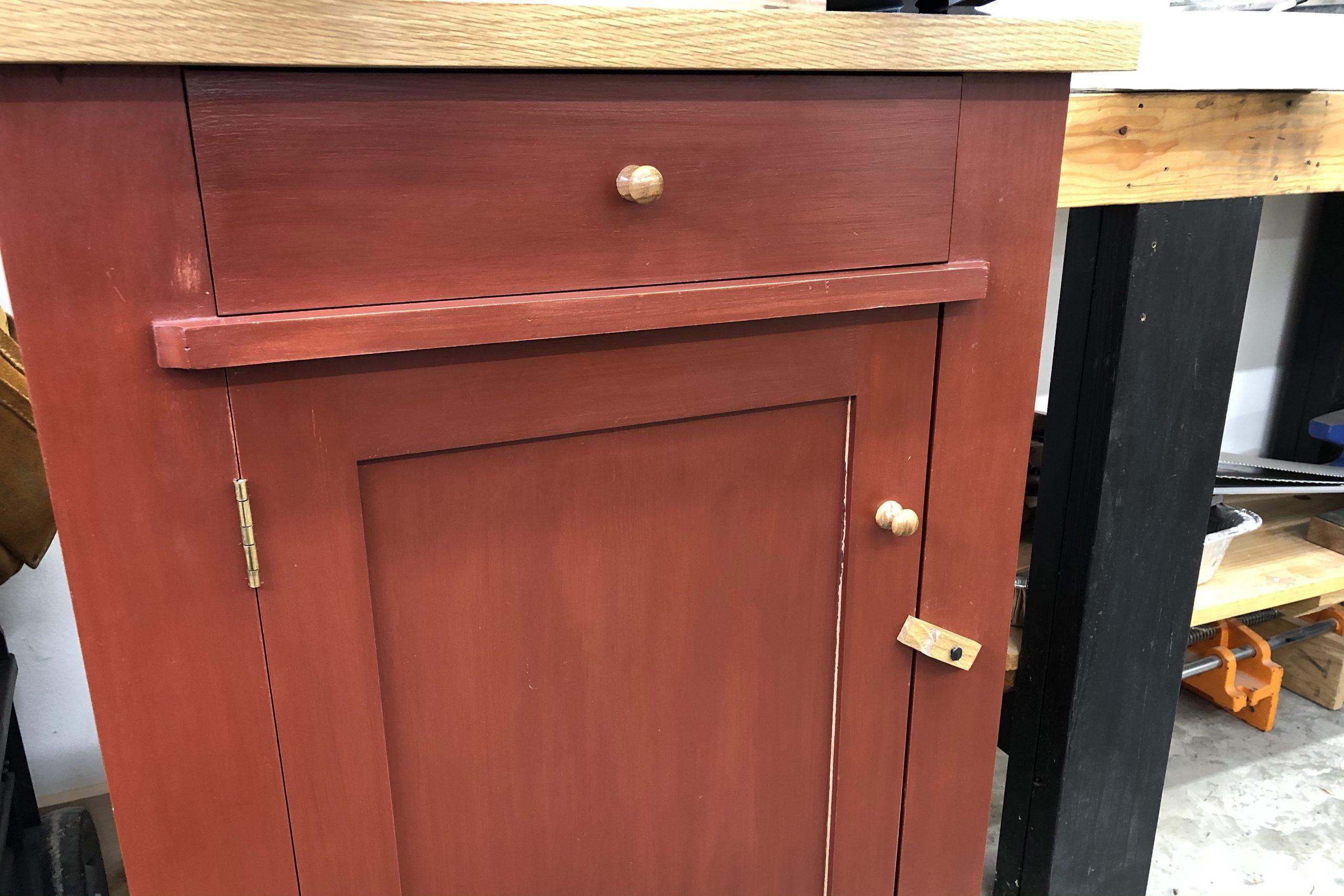 Door Panel Finish